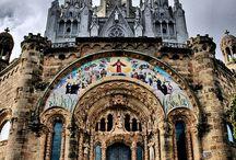 barcelona monuments / cultura