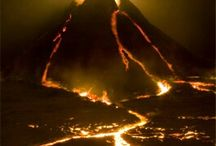 화산&용암