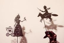 Shadow Puppets / public / by Iretta Tiger