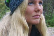 Janery - háčkování/pletení