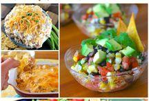 Salsas, Dips, Dressings, Spreads & Sauces