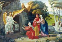 Жены-мироносицы Holy Myrrhbearers