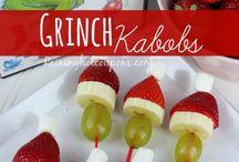Other Christmas food