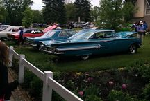 32nd Annual Lion's Car Show 2015 / Come see antique and restored show vehicles displayed on our village streets. The day is organized by the Steinbach Lions Club. In case you weren't able to make it out, this is just some of what you missed. Face painting was provided by Mardi Gras Face Art.