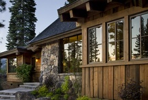 house style: cabin