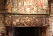 Ддя вдохновения: старинные фрески