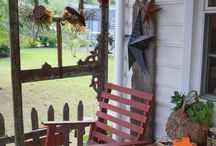 Front Porch / by Kimberly Sarah-Kirts