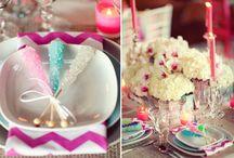 Party Ideas / by Kimberly Scheidt