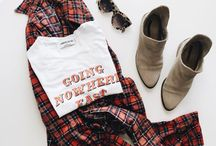 Jawbreaking x Autumn Inspo / Flannels and sweatshirts and coffee, oh my! / by Jawbreaking