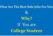 Side Jobs For College Student