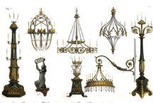 My Regency World - Furnishings and Design / For more Regency World information, go to: http://www.lesleyannemcleod.com/regencyworld.html