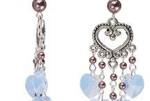 bijoux en cristal Swarovski