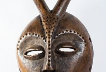 Tribal Masks / Ritual and ceremonial masks are an essential feature of the traditional culture and art of the peoples of Africa. While the specific implications associated to ritual masks widely vary in different cultures, some traits are common to most African cultures.