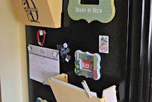 DIY Organization Home