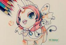Pokemon imagens muitos fofas e assustadoras etc. / Pokemons fofos e engraçados lindos e uns que dão ate medo serio!!!
