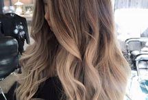 balayage cabello