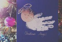 angel ornaments / by Carol Kohrs