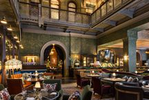 Bar and Restaurant Interiors | DESIGN