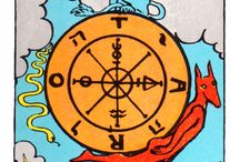 Tarot Project - Wheel of Fortune