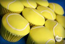 Tennis ball Theme / by E Elm - ELM Boutique