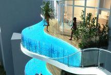 Hot,pool