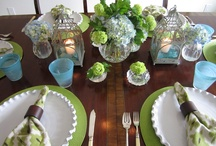 Dining Room  / by Autumn Manley Rowe