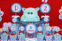 Baby Hippo's 1st Birthday