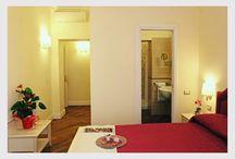 Camera Nerone / Camara matrimoniale, doppia ad uso singola, per la tua vacanza nel cuore di Roma