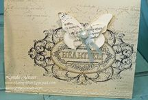 Layered Labels Stampin Up