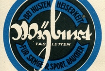 lucien bernhard / autores que usan el gouache