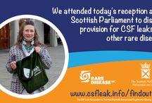 CSF Leak Association