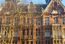 Lente in Amsterdam