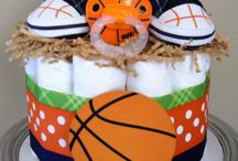 Basketball theme / by Jamica Nole