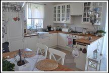 Bílé kuchyně