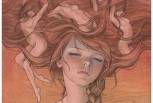 artwork! / by Denika Pease