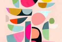 fifties pattern