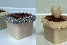 Caixinhas de chocolate