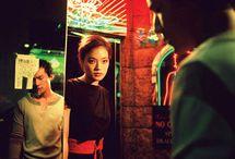 Wing shya / Director de foto wong kar wai