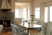 dining room set-ups and head chairs