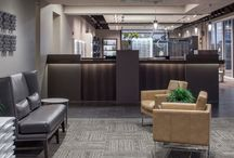 Healthcare Design / Healthcare design doesn't have to be sterile! Clinics and offices can be beautiful, calming and healing places.