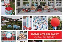 Austin's Birthday / by Priscilla Stevens