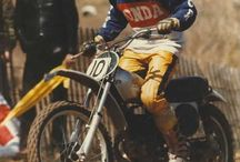 Vintage motorcross clothes