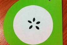 Preschool crafts  / by Ashlie Zant
