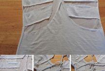 DIY vaatteet