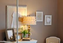 Home Decor: Nursery / by Amanda Jones