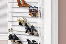 shoes organisation