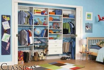 kids room - closet / by Kelsey Cameron
