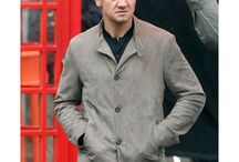 Jeremy Renner's Jacket / Buy Stunning Hollywood Super Star Jeremy Renner Jacket from the Moive Mission Impossible 5 and get amazing Discount on every item till New Year Night.