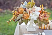 Reception Flowers / by Justa Test