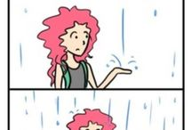 My curly hair problems / I have curly hair so I understand ALL of these / by Ashleigh Romero